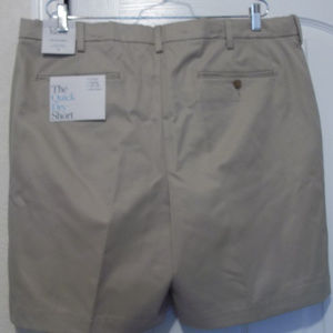 CROFT & BARROW QUICK DRY COOLING WICKING SHORTS